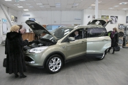 Презентация нового Ford Kuga