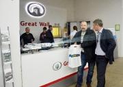 Презентация автомобилей Great Wall: M4 и H6