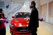 Презентация новой Mazda3