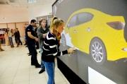 Презентация автомобиля Mazda3
