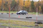 Скоростное маневрирование на автодроме Кентавр